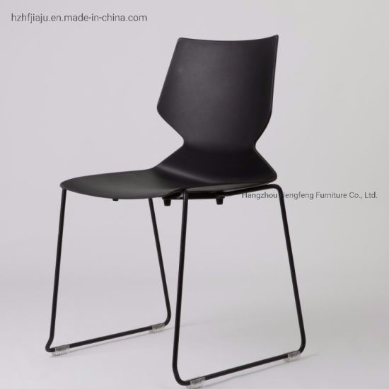 ANSI/BIFMA Standard Reddot Award Stackable Steel Plastic Colorful Office Chair