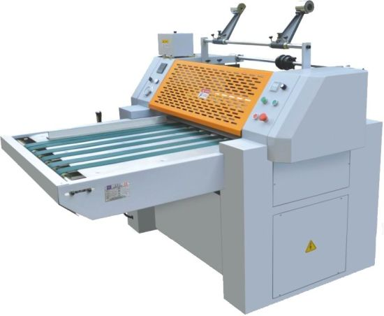 Thermal Film Laminating Machine Hot and Cold BOPP Laminating Equipment YDFM-Series