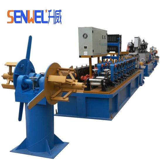 Stainless Steel Automobile Pipe Making Machine