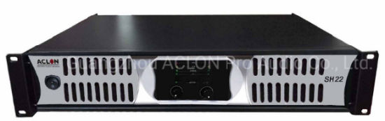 Passive Line Array Speaker 2 Channel Class Td Switching Power Amplifier Professional PA Subwoofer Amplifier