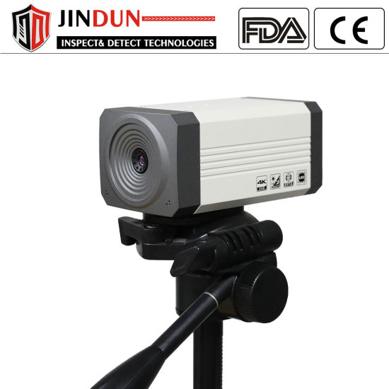 Facial Recognition Body Temperature Detection Infrared Thermal Imaging Camera