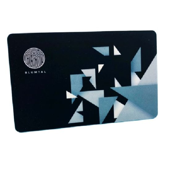 RFID//NFC Blocking Card Pack of 2 Skim Guard Protector for Credit Cards Signal
