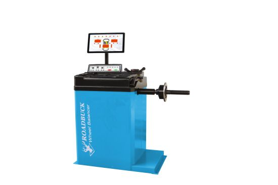 Competitive 4s Center Automatic Car Tyre Balancing Machine