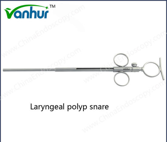 E. N. T Surgical Instrumets Laryngeal Polyp Snare