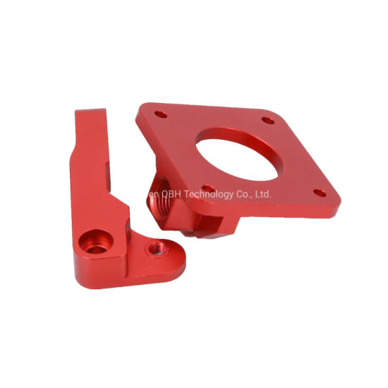 OEM CNC Milling Turning Metal Service CNC Machining Aluminum Parts with Laser Cutting