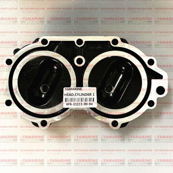 Cylinder Head  Yamaha 25-30hp 3cyl  6J8-11181-00-00 Gasket