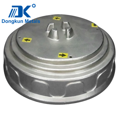 Stainless Steel Metal Investment Casting for Machinery