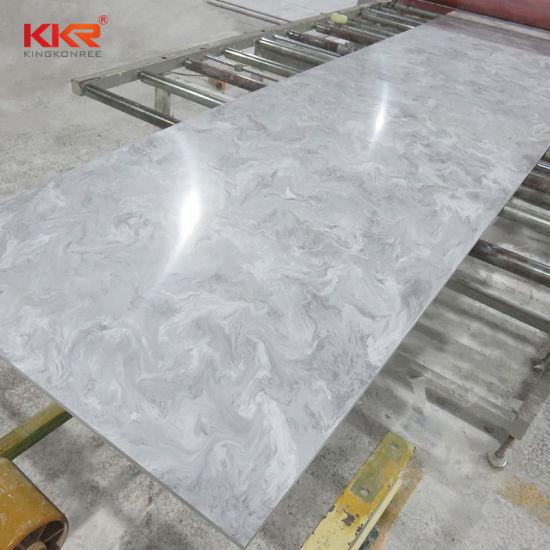 China Decorative Wall Panels Corian 100 Acrylic Solid Surface China Marble Solid Surface Solid Surface Shower Wall