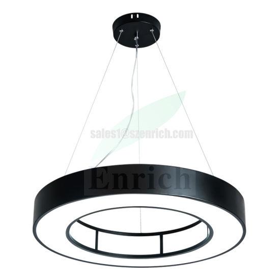 Down Emitting Ring Led Pendant Light
