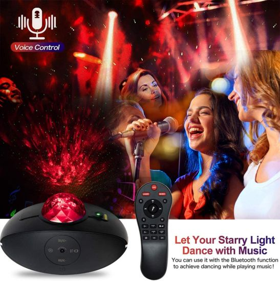 Night Light LED Galaxy Light Projection for Children and Adults