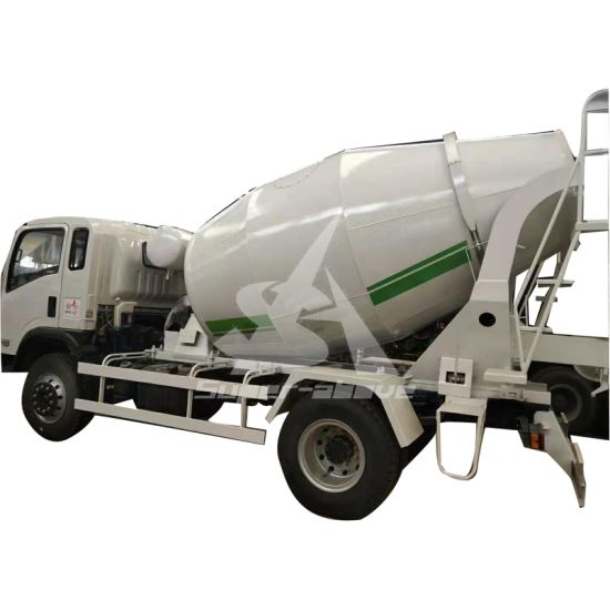 Sinotruck HOWO 10 Cubic Meter Cement 10m3 Concrete Mixer Truck with Low Price
