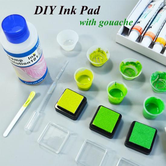 DIY Stamp Ink Starter Tool Kit