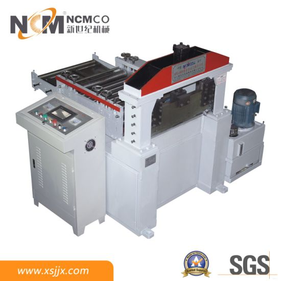 China Ncm-600 CNC Door Frame Flattening Machine for Making Steel ...