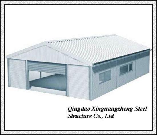 Prefab Steel Structure Workshop, Warehouse (jw-23)