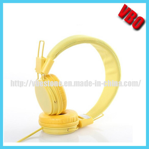 Vbo Factory Wholesale Foldable DJ Stereo Headphones (VB-1285D)