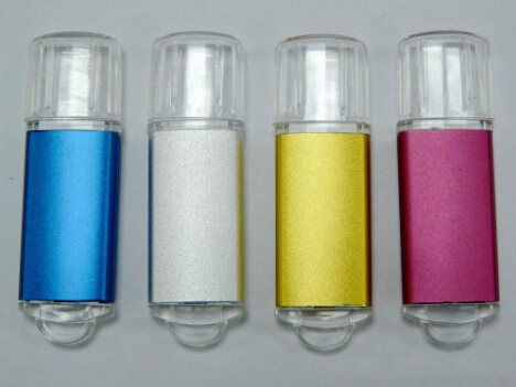 Wholesale Classical USB Flash Drive with Multicolor