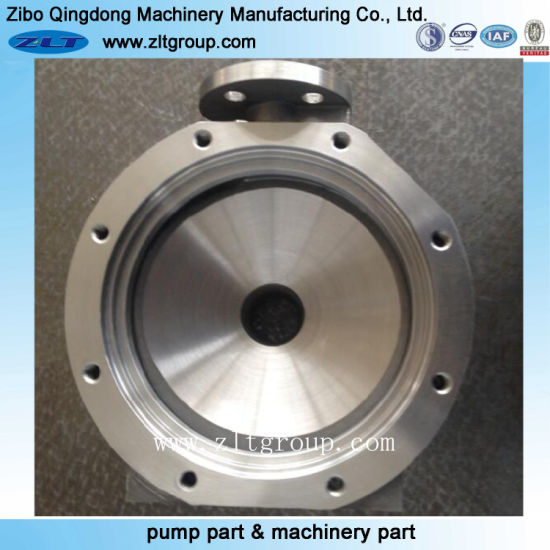 Sand Casting Stainless Steel/Titanium Goulds 3196 Pump Housing