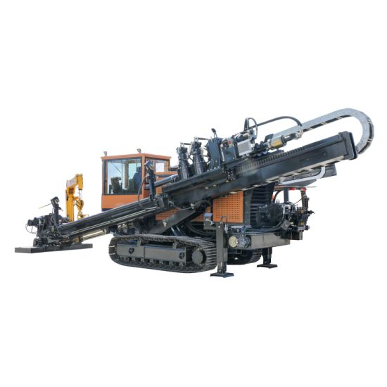 Goodeng Medium Series GD 45T/70T/90T/110T/160T Pipeline Crossing Machine  Drilling Equipment HDD machine for Underground Pipe Laying