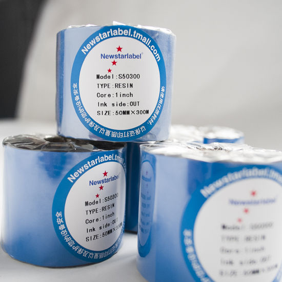 Wholesale Wax, Wax/Resin Mix, Resin Barcode Printer Thermal Transfer Ribbon
