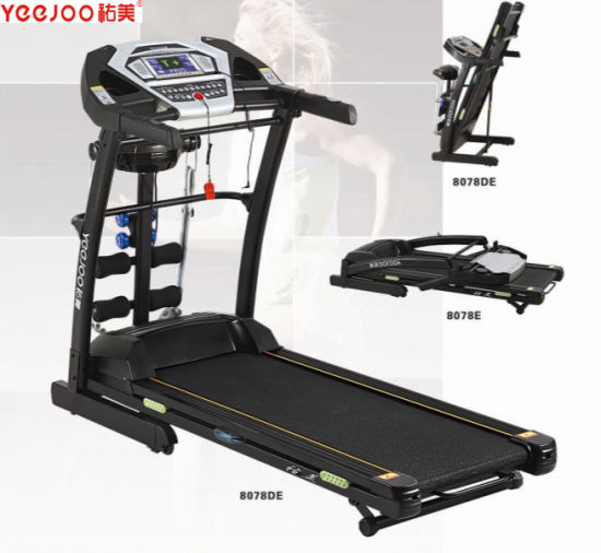 3.0HP Fitness Equipment, New Home Treadmill (8078DE) pictures & photos