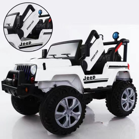 China 12 Volt Kids Ride On Car Jeep Baby Electric Toy Car China