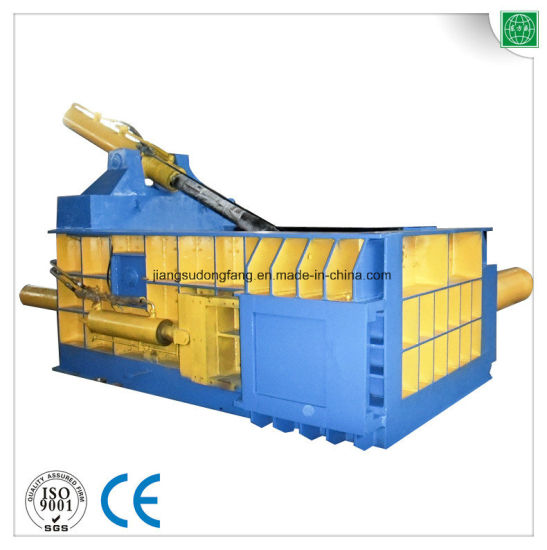 Y81 Waste Aluminum Steel Copper Steel Baler Machine pictures & photos