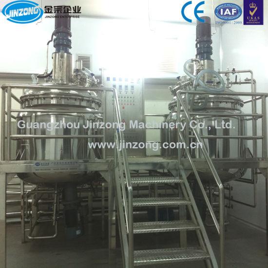 Jinzong Machinery Shampoo Processing Machine