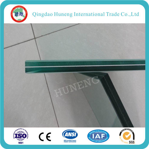 Clear Tempered Safety Laminated Glass for Stair Step pictures & photos