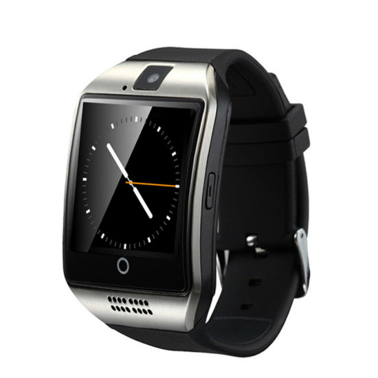 SIM Card Q18 Smart Watch with Camera Fitness Tracker Smartwatch
