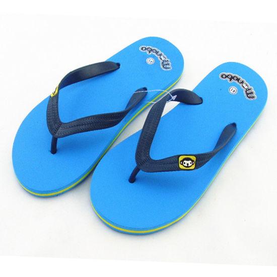 01017c711 China New Design Cheap EVA Beach Slipper Flip Flop - China Slipper ...