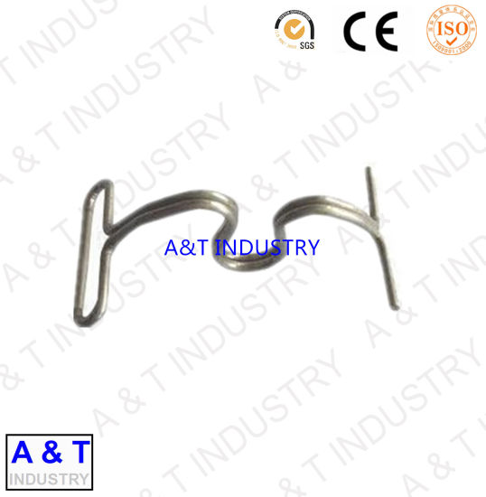 CNC Part High Carbon Steel Wire Formed Linear Spring