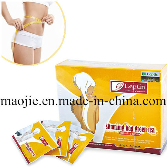 Leptin Weight Loss Slimming Flowers and Plants Green Tea (LP-78) pictures & photos