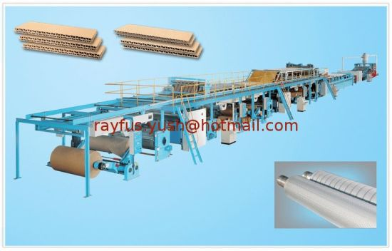 3/5/7-Layer Corrugated Cardboard Production Line pictures & photos