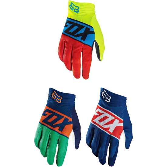 Blue Popular Cross-Country Glove for Motorcycle Racing (MAG74) pictures & photos