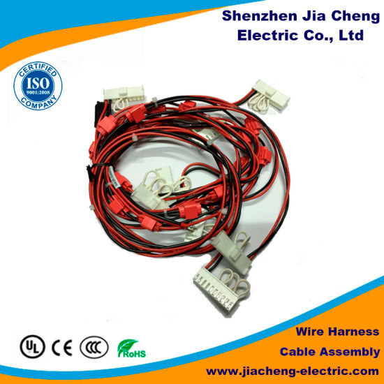 China Heavy Truck Cable Plug Wire Harness embly - China ... on
