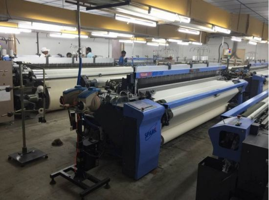 Jacquard Air Jet Loom Textile Weaving Machinery pictures & photos