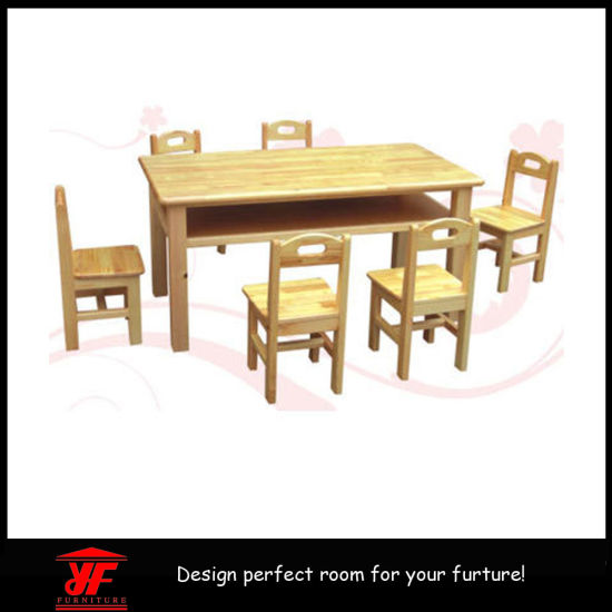 Kids Study And Dining Table Chair, Cafe Kids Furniture