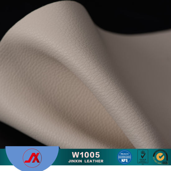 Clic Designs Soft Pvc Artificial Leather For Car Seat Covers And Sofa Upholstery
