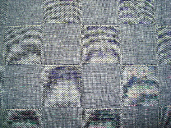 Linen Cotton Yarn Dyed Check Jacquard Fabric pictures & photos