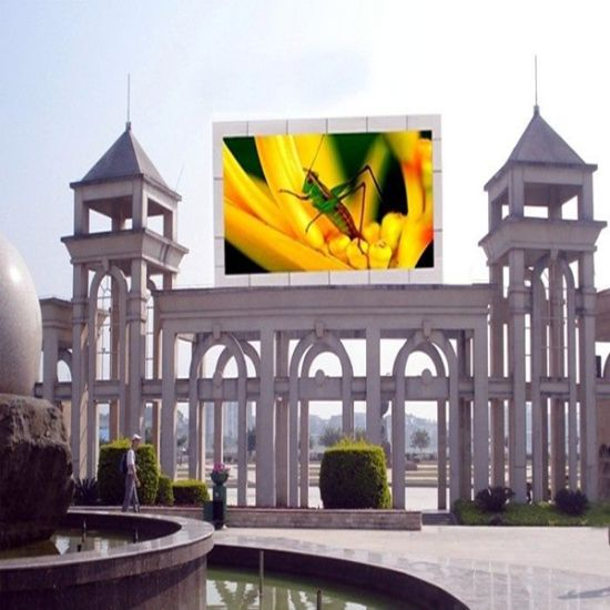 Professional IP65 Outdoor P10 LED Display