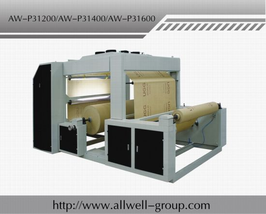 Non Woven Fabric Offset Printing Machine (AW-P31200) pictures & photos