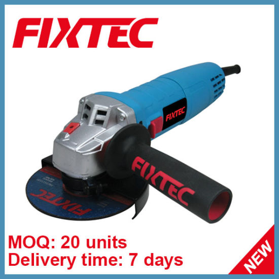 China Fixtec 710W 115mm Electric Angle Grinder of Power Tools