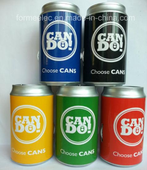 Electronics Promotional Gift Beverage Cans FM Mini Radio