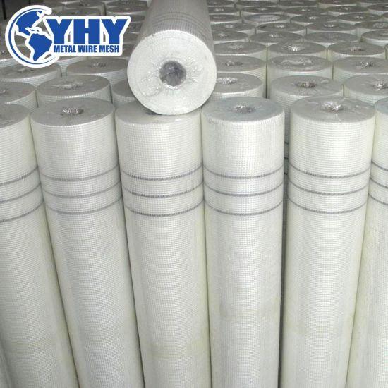 160g A Grade Emulsion Material Fiberglass Mesh