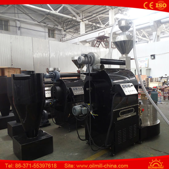 12-13 Kg Per Batch Roasting Capacity Coffee Roaster Machine pictures & photos