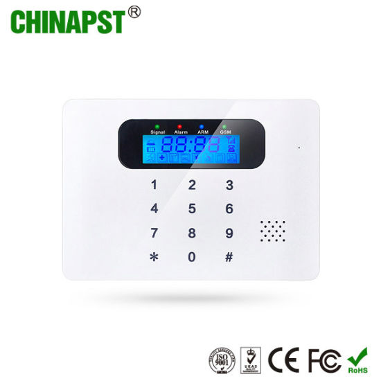 2019 APP Wireless LCD Home GSM Burglar Alarm System with Contact ID (PST-G30C) pictures & photos