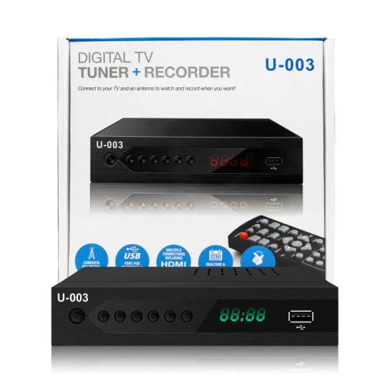 Full HD Factory Price 1080P MPEG4 TV Receiver ATSC Modulator
