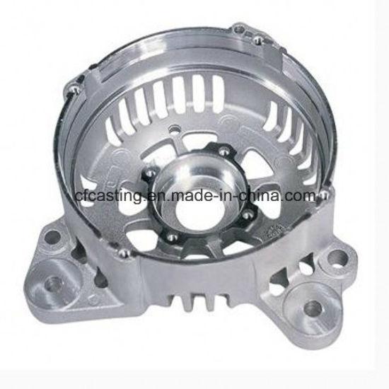 (ADC12) ISO9001 Aluminium Parts Die Casting Process pictures & photos