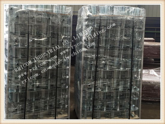 Adjustable Galvanized Shoring Prop Forkhead pictures & photos