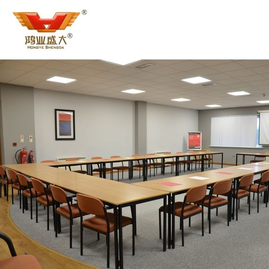 Silver Color Office Conference Training Furniture for Office Furniture